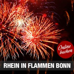 Rhein in Flammen Bonn